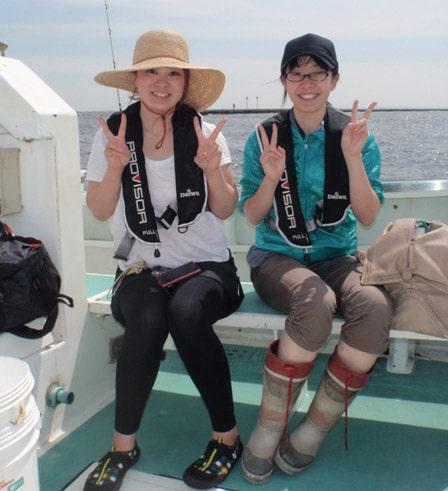 7月の船釣り