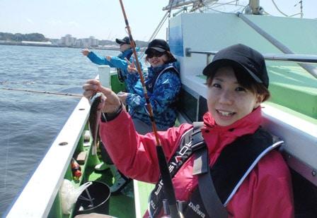 6月の船釣り