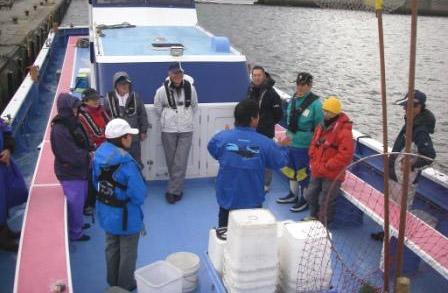 11月の船釣り