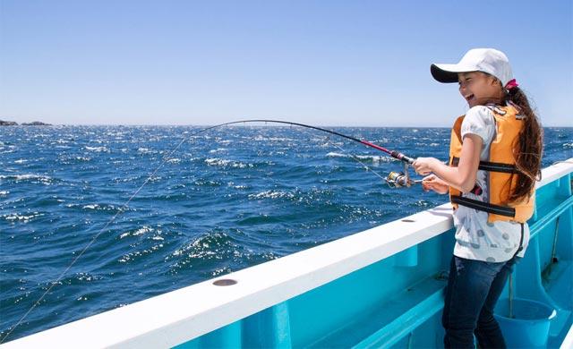 船酔い予防で楽しい釣りを