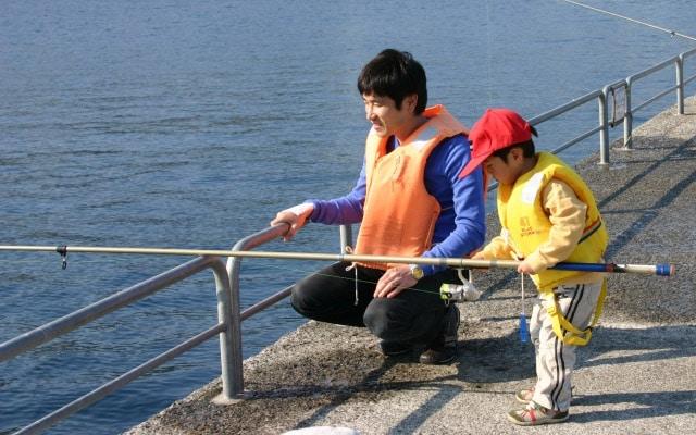 釣り教室や釣りイベント