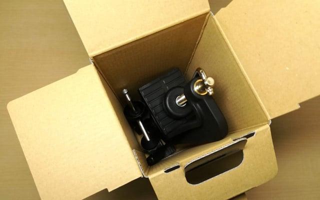 高速リサイクラー2.0の箱