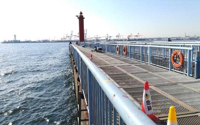 大黒海釣り施設