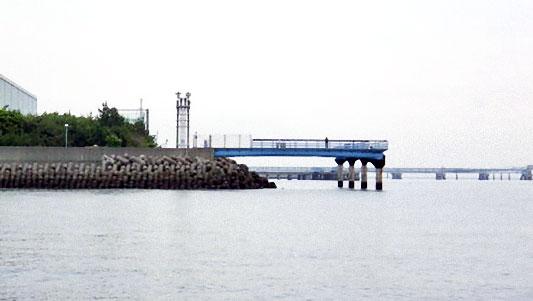 中部電力海釣り公園