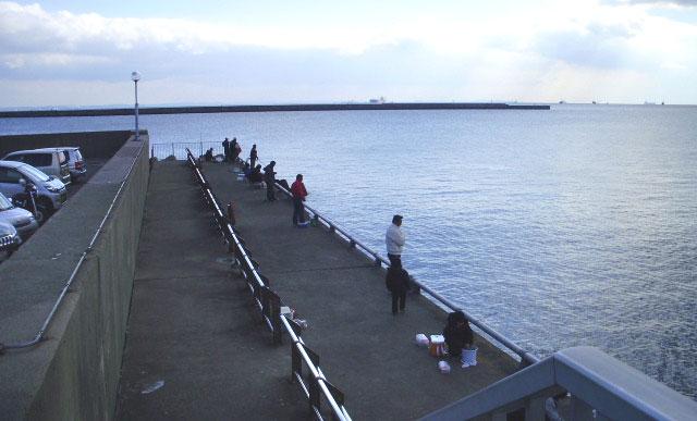 霞埠頭 霞釣り公園</h3></noscript><p class=