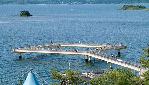 のとじま臨海公園海づりセンター