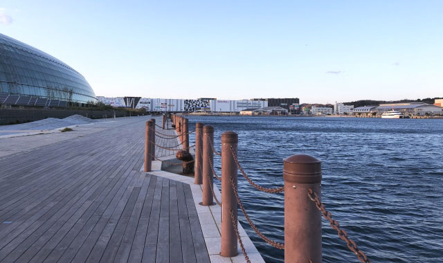 アクアマリンふくしま海釣り公園