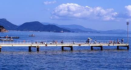 直島釣り公園