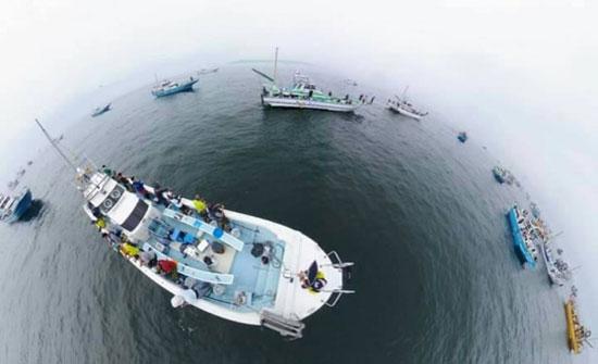 釣り船の揺れ方