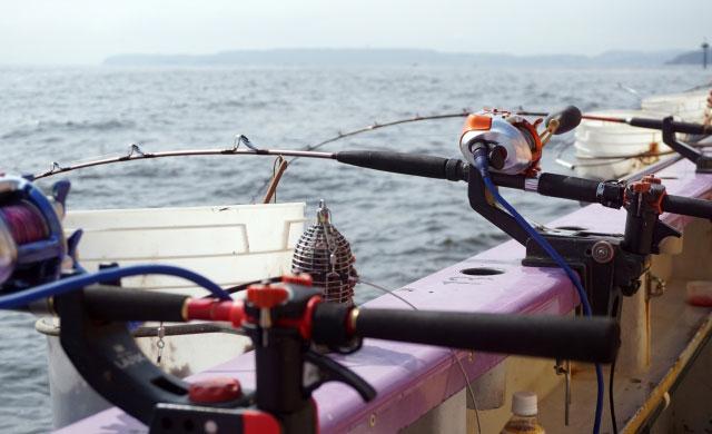 船釣りのマナー