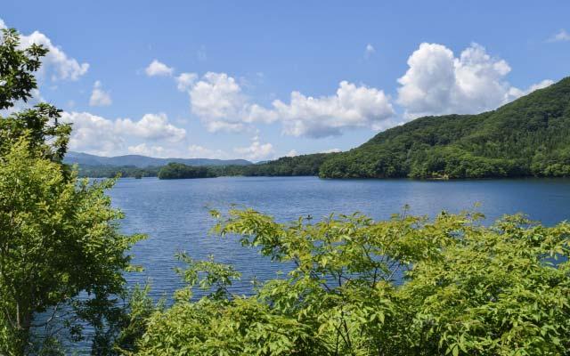 小野川湖のワカサギ釣り